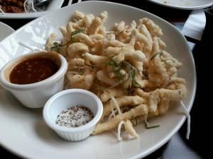 P.F. Chang's Calamari