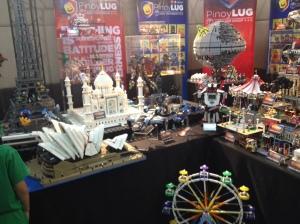 Lego Contest Display/Toy Gallery/ToyConPH 2015 Photo Credit: Kitin Miranda