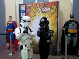 NexCon2 Entrance/Official Facebook Page