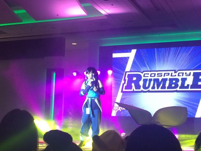 Cosplay Rumble-Korra