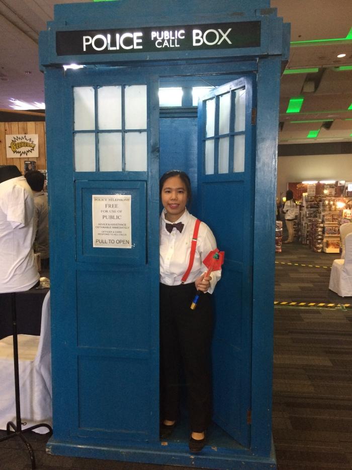 The TARDIS and I