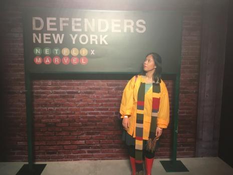 Sarah Jane in NYC
