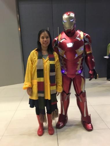 Sarah Jane & Iron Man