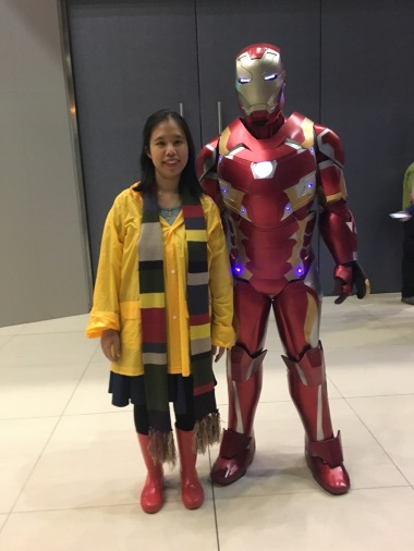 Sarah Jane & Iron Man