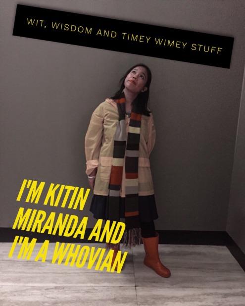 Kitin Miranda Whovian