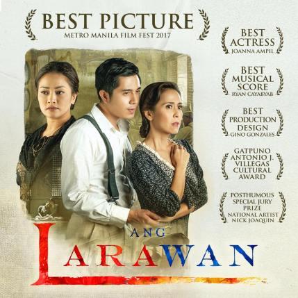 Image Credit: Ang Larawan The Movie Official Facebook Page