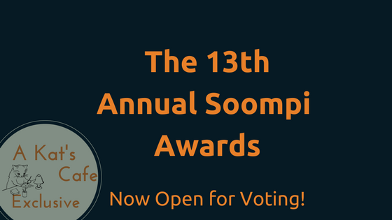 EXCLUSIVE: 13th Annual Soompi Awards Now Open For Voting – The Kats Cafe