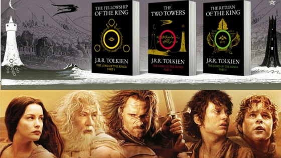 """The Kat's Guide: A Quick Guide to """"The Lord of the Rings"""" Trilogy (Movie +  Books) – The Kats Cafe"""