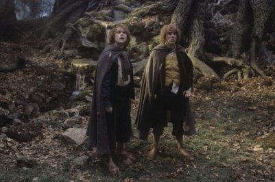 Merry and Pippin