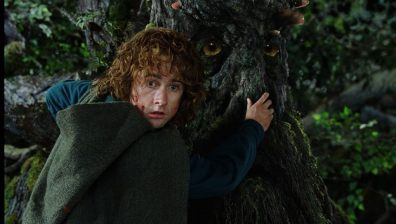 Pippin and Treebeard