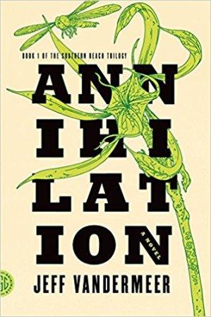 Annihilation Book