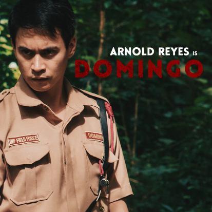 Arnold Reyes as Domingo Image Source: Official Birdshot Facebook Page