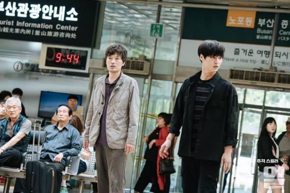 Deuk Cheon and Sung Joon