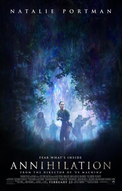 Movie Poster Annihilation