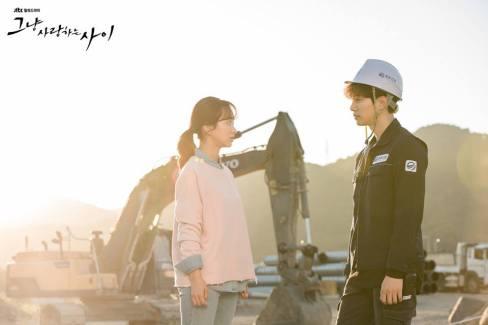 Moon Soo and Kang Doo