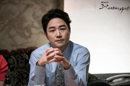 Tae In Ho as Jung Yoo Taek
