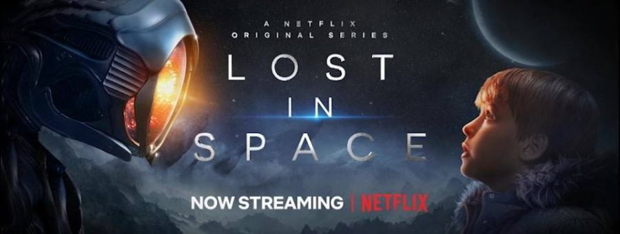 Lost In Space Banner