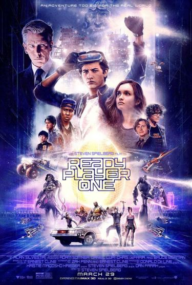 Ready Player One FB Poster 2