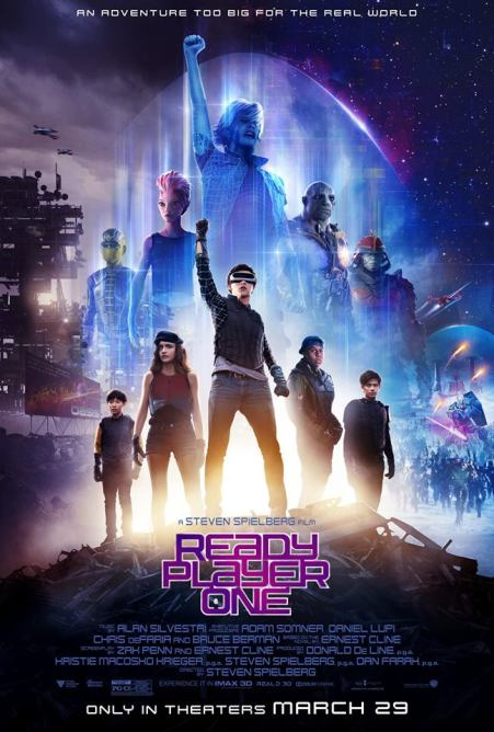 Ready Player One FB Poster