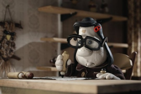 Movie Review Mary And Max 2009 Spoilers The Kats Cafe