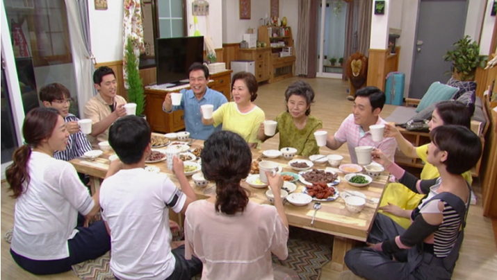 Father is Strange Entire Family KBS World