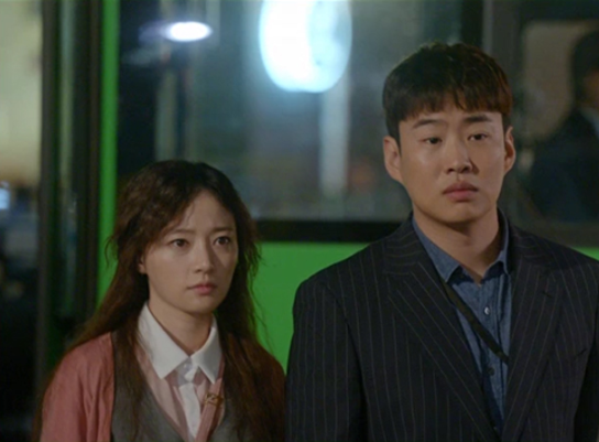 Fight My Way Seol Hee and Joo Man 2