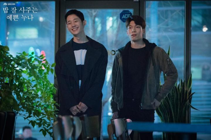 Joon Hee and Seung Ho