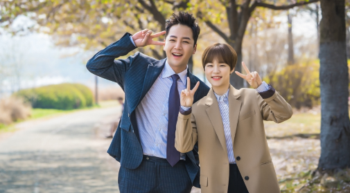 Switch Do Chan and Ha Ra again