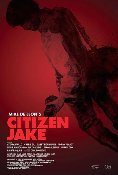 Citizen Jake Poster