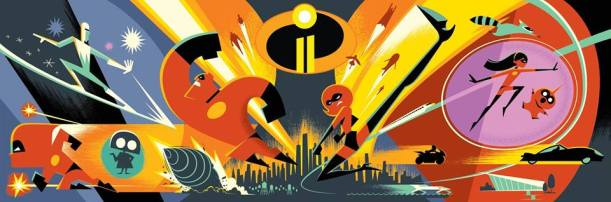 Incredibles 2 Incredibles FB