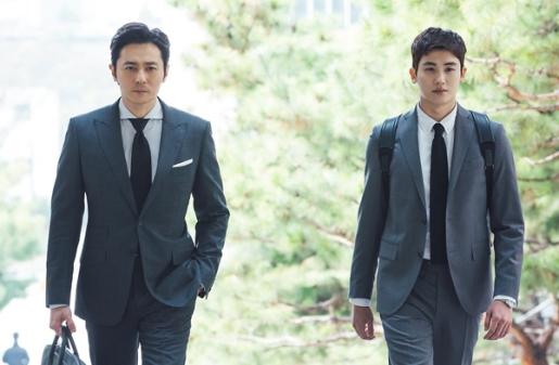 Kang Seok and Yeon Woo KBS
