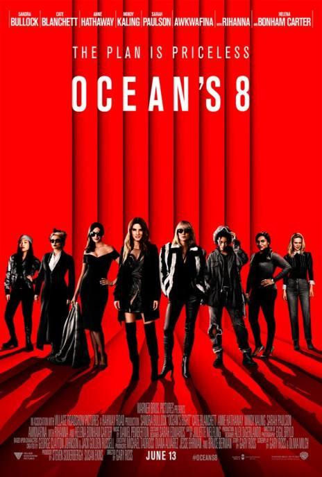 Oceans 8 Poster WB Ph