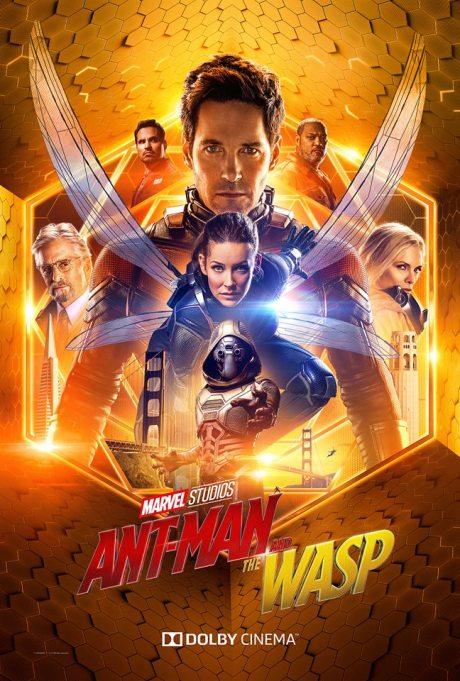 Antman Poster Antman FB