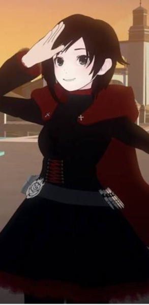 Ruby Rose from RWBY
