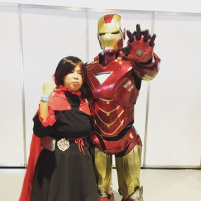 Iron Man and I