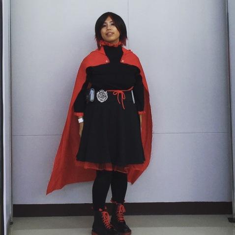 Me as Ruby Rose