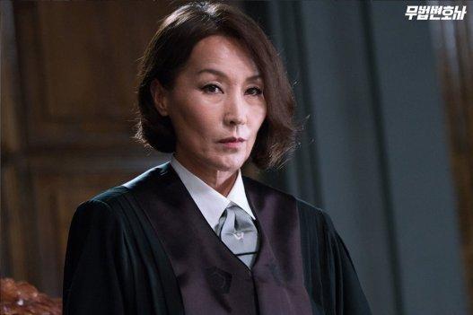 Judge Cha Moon Sook tvN FB
