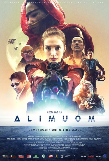 Alimuom Poster