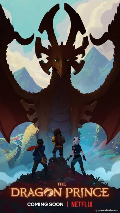 Dragon Prince Poster