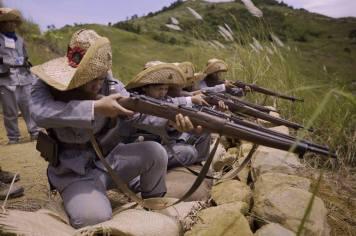 The Battle at Tirad Pass Image Source: Goyo Facebook Page