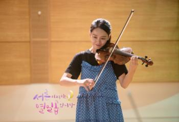 Shin Hye Sun as Woo Seo Ri Image Source: SBS