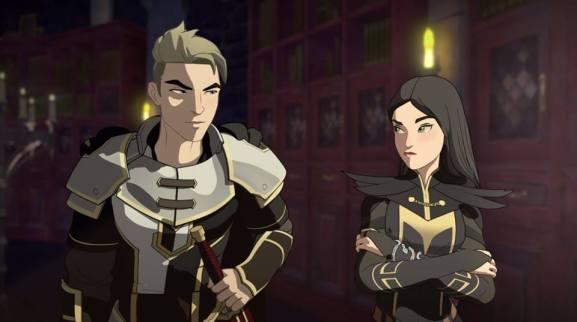 Soren and Claudia