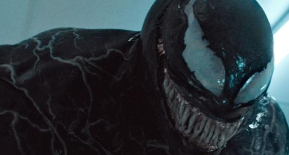 Venom Smiling