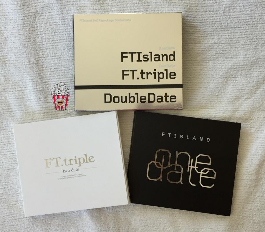 FT Island Double Date Album