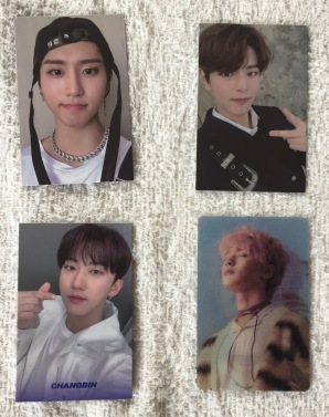 Cle Levanter LE Photocards & Lenticular