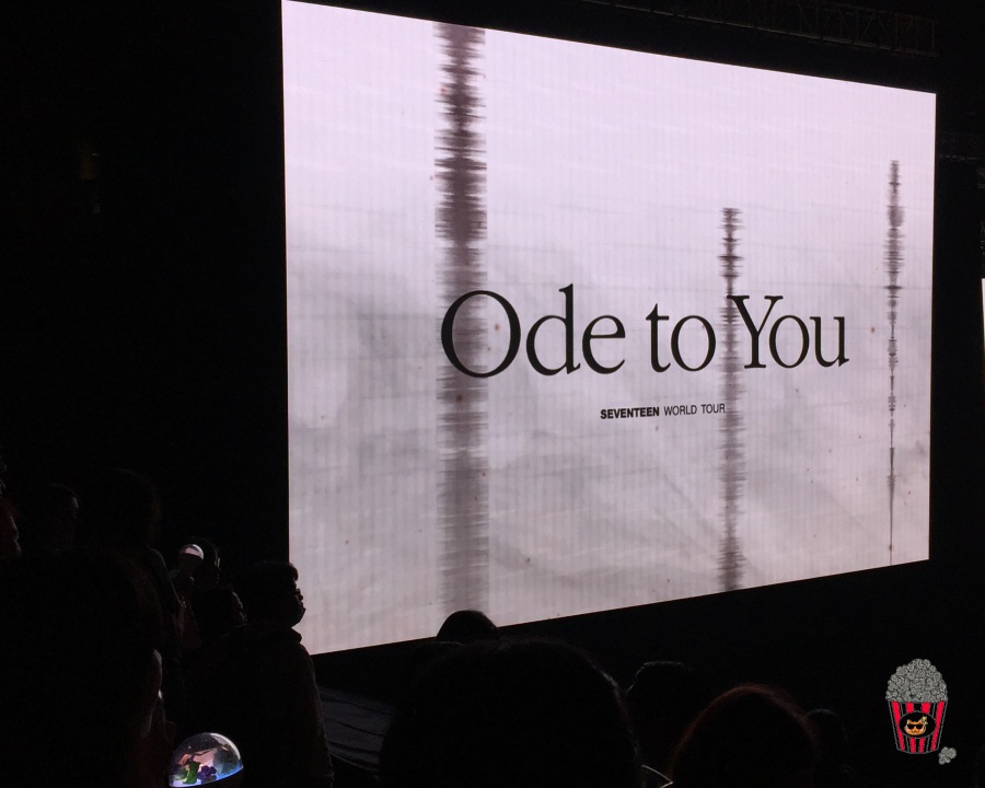Ode To You Ending Screen